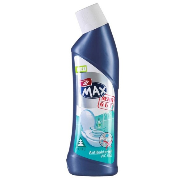 Dr MAX WC gél s vôňou borovice - 750 ml