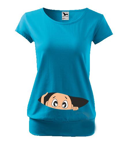 96eaeefd6f22 Tehotenské tričko