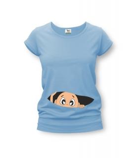 6c6356886e48 Tehotenské tričko