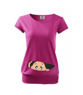 35f89529f574 Tehotenské tričko