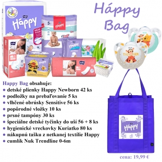 Happy Bag Newborn