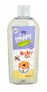 Happy Natural Care detský olej 200 ml